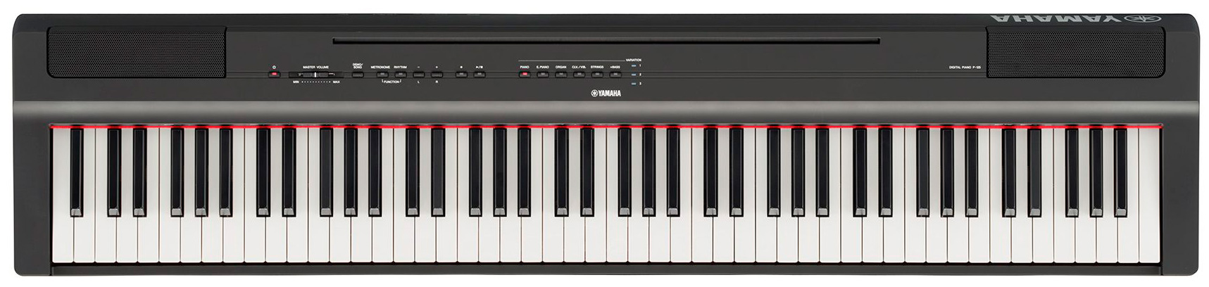 piano digital yamaha p125 review: el mejor piano digital de iniciación