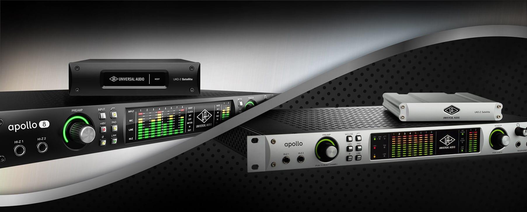 UAD-2 Satellite QUAD gratis