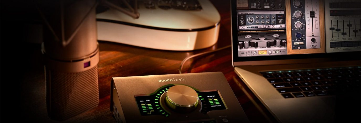 "Promoción ""plugins gratis con tu Apollo Twin o Arrow"""