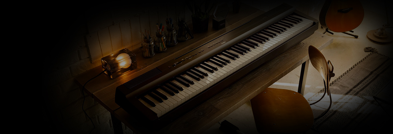 piano digital yamaha p125 review: el mejor piano digital de iniciación
