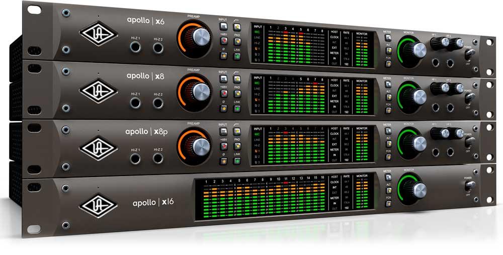 Plug-ins UAD gratis: al expandir tu sistema Apollo X ¡Promoción especial!
