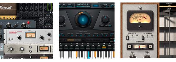 Llévate Plug-ins gratis al comprar una interfaz de audio Universal Audio Apollo Twin or Arrow. Solo hasta el 30 de junio de 2019