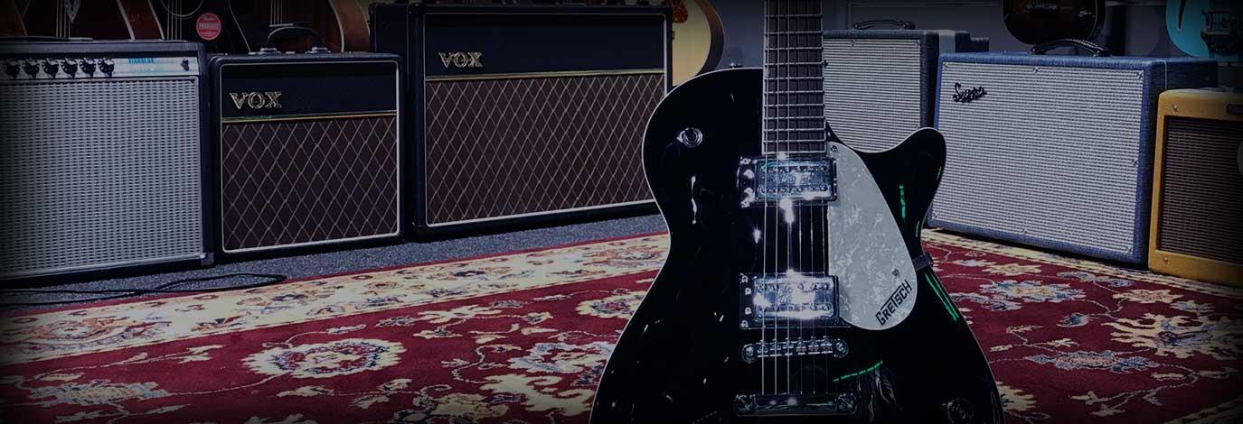 ¡En Drunkat sorteamos una guitarra Gretsch!