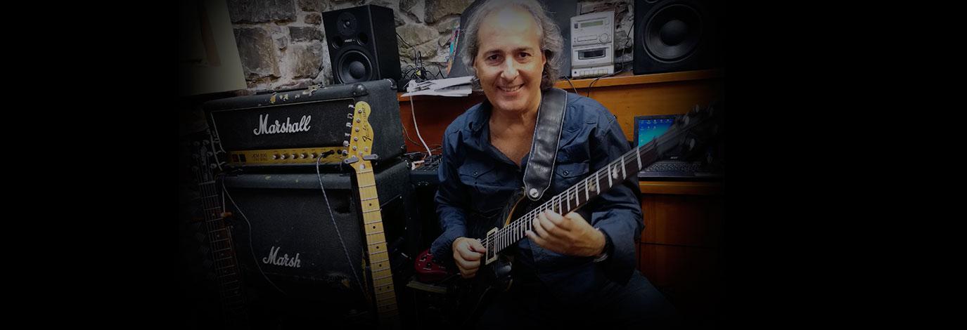 Exclusivo taller de guitarra a cargo de Jorge Gonzalez ¡Todas las técnicas, estilos y sonidos posibles!