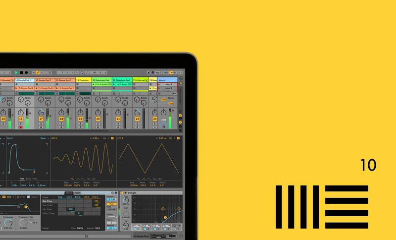 Promoción Ableton Live 10