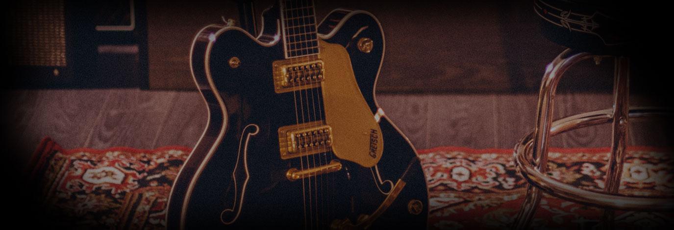 """¡Sorteamos una guitarra Gretsch! Acércate a nuestra tienda y participa del sorteo """"Play To Win"""""""