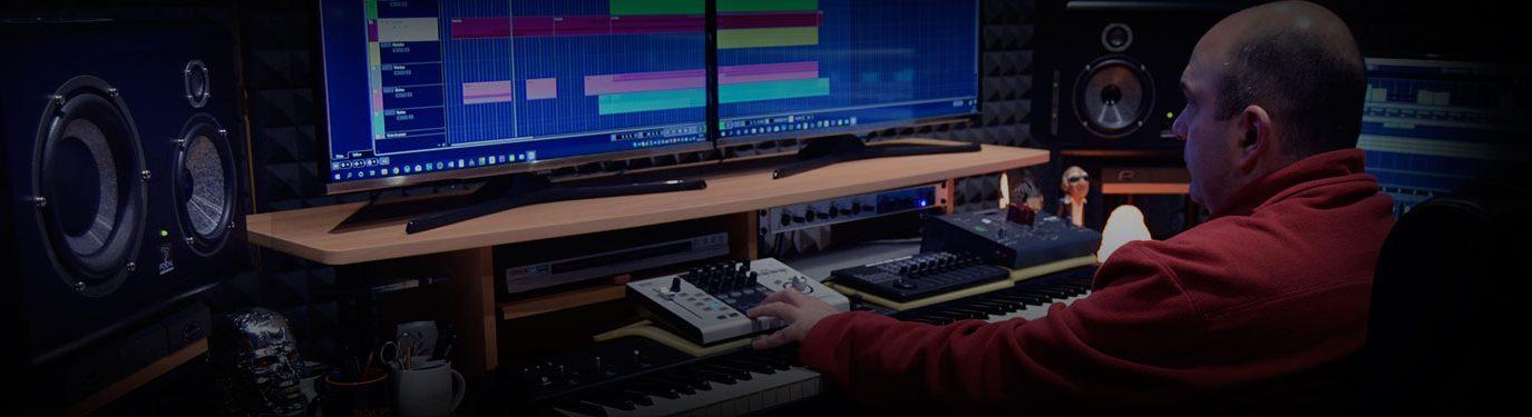 Los reconocidos monitores Focal SM9 son la reciente adquisición de Javier Quilis