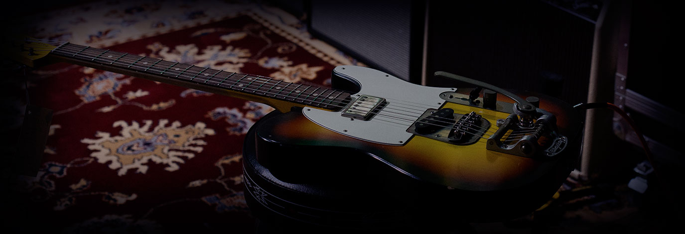 Guitarras Nash: el instrumento ideal para los que no se conforman con cualquier sonido