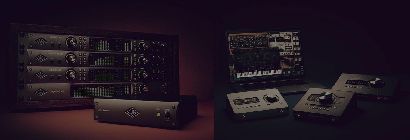 Compra tu interfaz de audio Apollo yaccede a las increíbles promociones que Universal Audio ha preparado para acabar el año