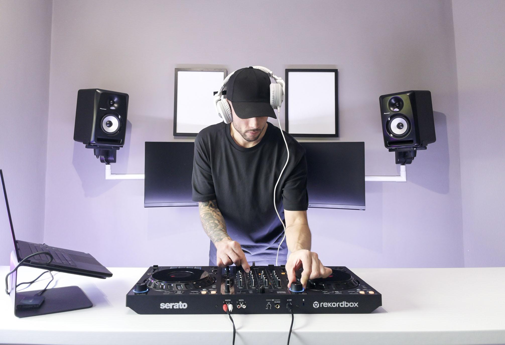 Drunkat presenta: Pioneer DJ DDJ-FLX6: nuevo controlador DJ de 4 canales para Rekordbox y Serato