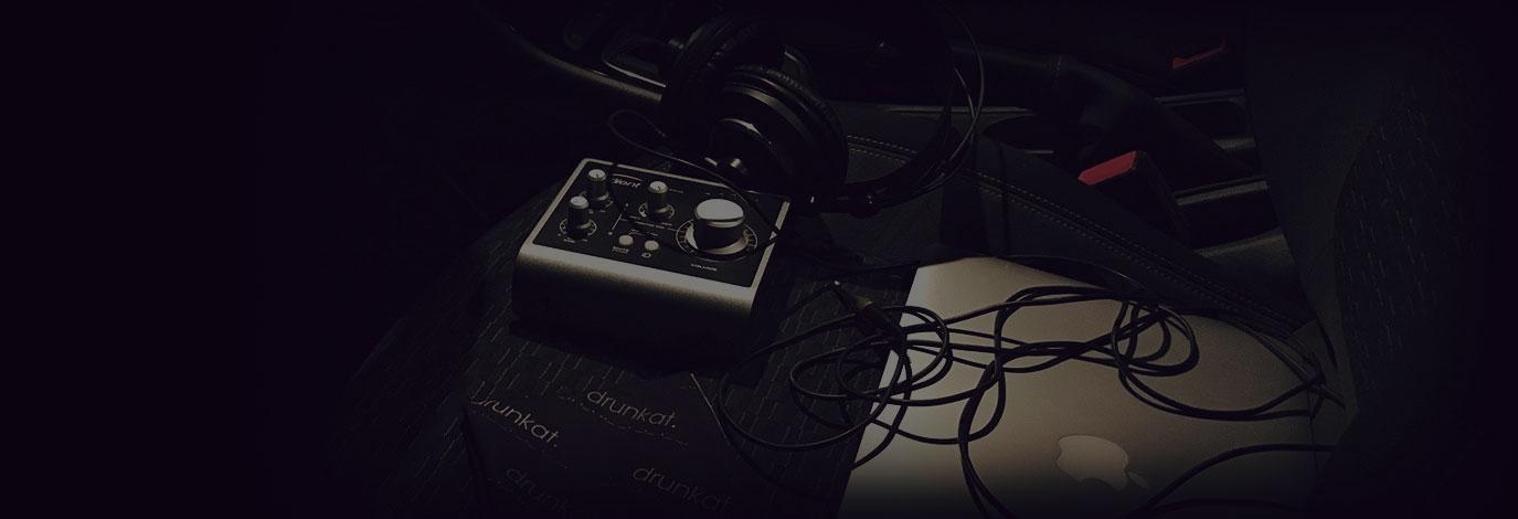 Las claves para usar el coche como cabina de grabación para voces y conseguir resultados efectivos.