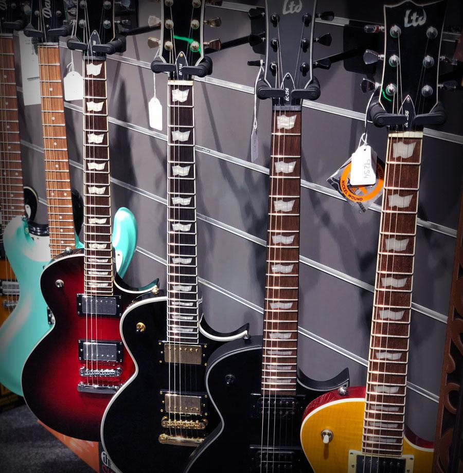 Guitarras LTD: la herencia y el prestigio de la artesanía japonesa al alcance de todos