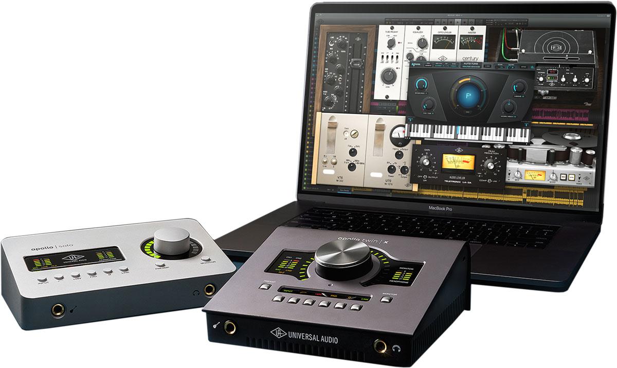 Desktop Platinum Vocal Promo: Llévate plug-ins UAD gratis con tu nueva Apollo desktop