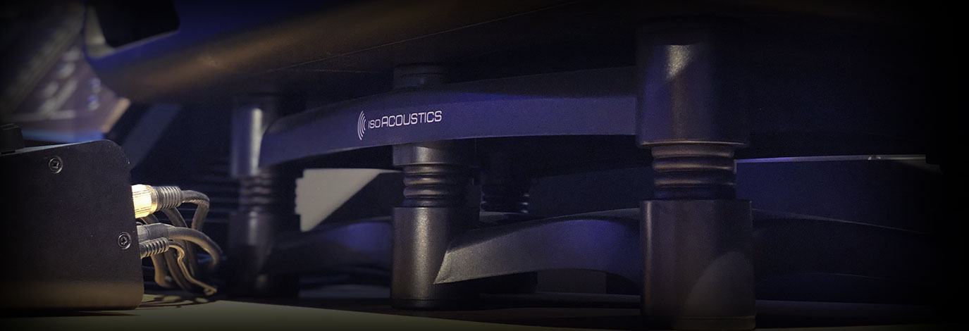 IsoAcoustics: mejora el sonido de tus monitores con la mejor tecnología de aislamiento del mercado