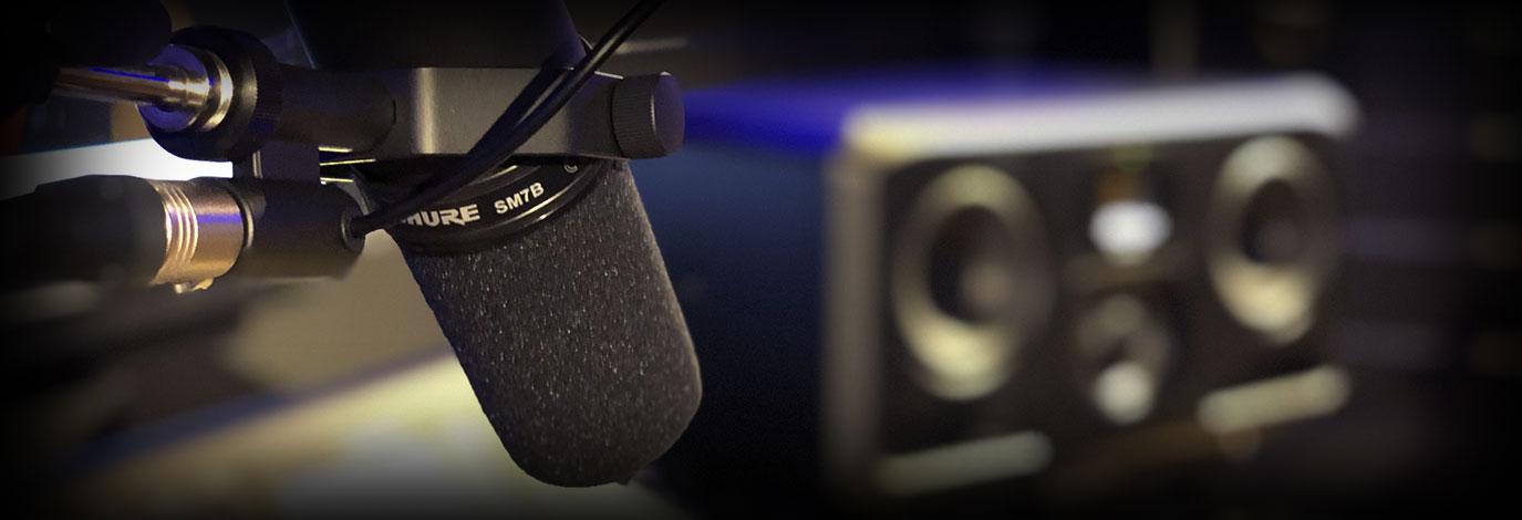 Shure SM7Bes un micrófono con calidad de estudio pero con la robustez y versatilidad de un micro dinámico