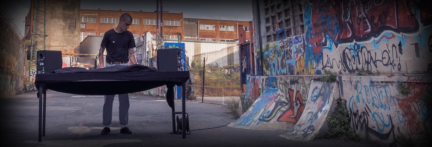 Dantz Point: música electrónica de avanzada desde Zorrotzaurre, icono de la regeneración urbana en Bilbao