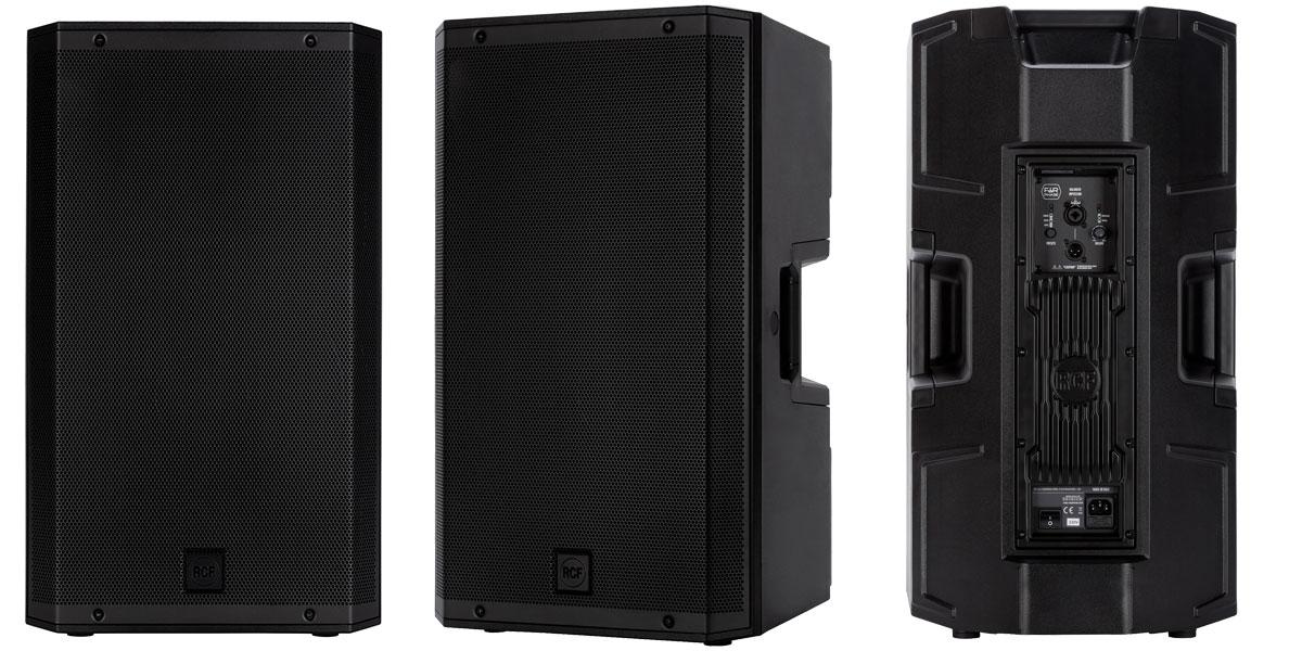 Los nueva gama de altavoces autoamplificados RCF Serie ART 900 suponen un salto revolucionario para los sistemas de sonido compactos de directo.