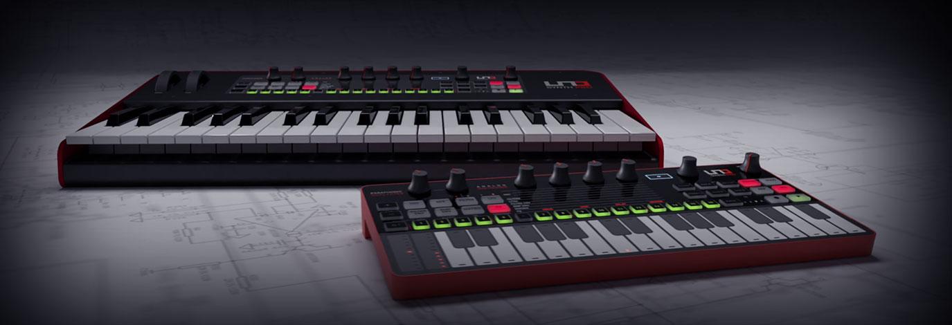 IK UNO Synth Pro: sintetizadores analógicos de última generación en Drunkat