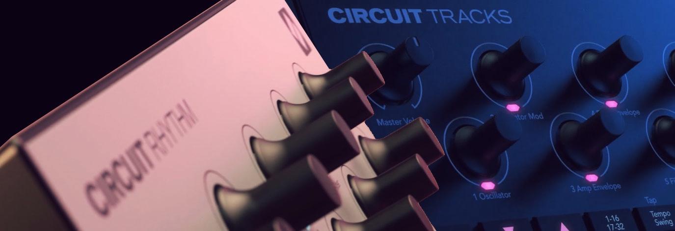 Novation Circuit Tour ¡Volvemos a lo grande con nuestros talleres presenciales!