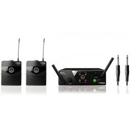 AKG WMS 40 Mini 2 Dual Instrumental Set