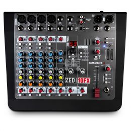 Allen & Heath ZEDi 10FX