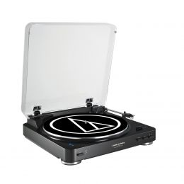 Audio Technica AT-LP60BT Negro