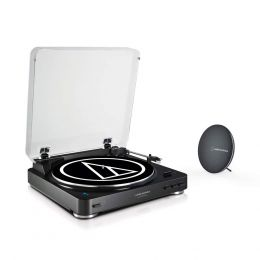 Audio Technica AT-LP60SPBTBKE