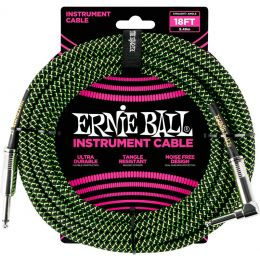 Ernie Ball Straight/Angle EB6082 18FT 5.49m