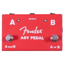 Fender 2 Switch ABY Pedal Faby