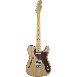 Fender American Elite Telecaster MN Thinline Natural
