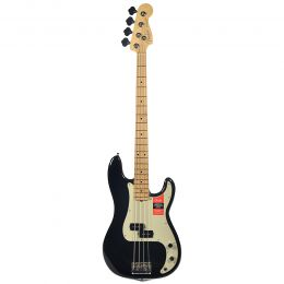 Fender American Pro Precision Bass MN Black