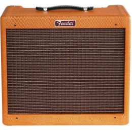 Fender Blues Junior Lacquered Tweed 230V