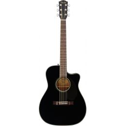 Fender CC60SCE Concert Black WN