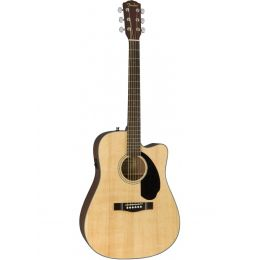 Fender CD60SCE Natural
