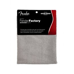 Fender Genuine Factory Microfiber Cloth Gray