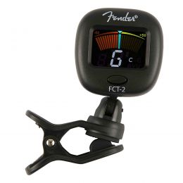 Fender FCT2 Pro Color Clip-On Tuner