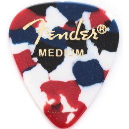Fender Shape Classic Medium Confetti