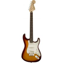 Squier Standard Stratocaster FMT AMB (B-Stock)