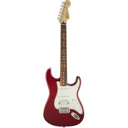 Fender Standard Stratocaster RW HSS Candy Apple Red