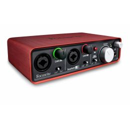 Focusrite Scarlett 2i4 2nd Gen (B-Stock)
