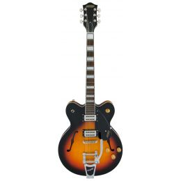 Gretsch G2622T Streamliner CB DC W/Big Aged Brooklyn Burst