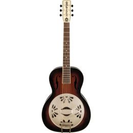 Gretsch G9240 Alligator Biscuit Round-Neck