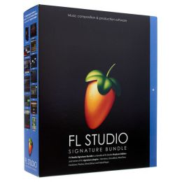 Image Line FL Studio Signature Bundle