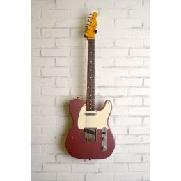 Nash Guitars T63 Burgundy Mist