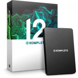 Native Instruments Komplete 12 Update desde Komplete 2-11