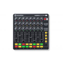 Novation Launch Control XL MKII Negro
