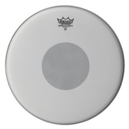 Remo Controlled Sound-X Coated Blackdot 14""