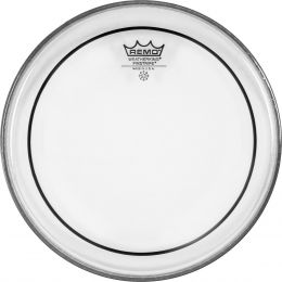 Remo Pinstripe Clear 10""