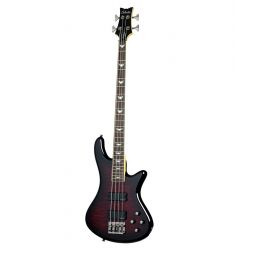 Schecter Stiletto Extreme-4 Black Cherry BCH