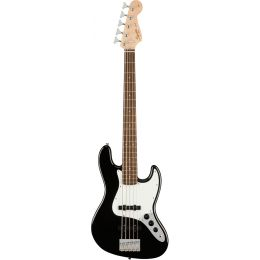 Squier Affinity Series Jazz Bass V Black